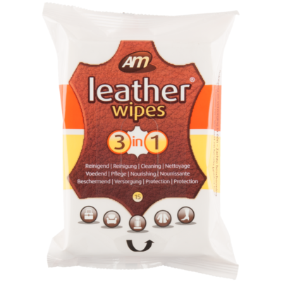 Am Clean Leather wipes