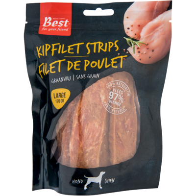 Best For Your Friend Kipfilet strips large