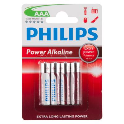 Philips Batterijen powerlife AAA