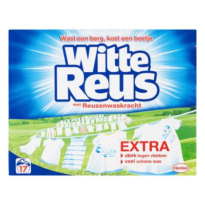 Reus Witte reus poeder