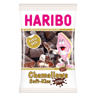 Haribo Chamallows barbeque