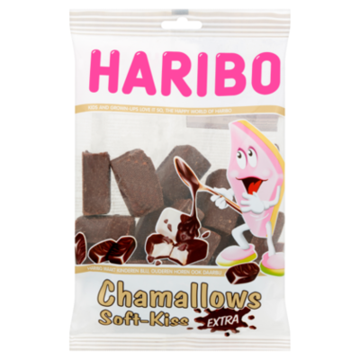Haribo Chamallows soft-kiss extra