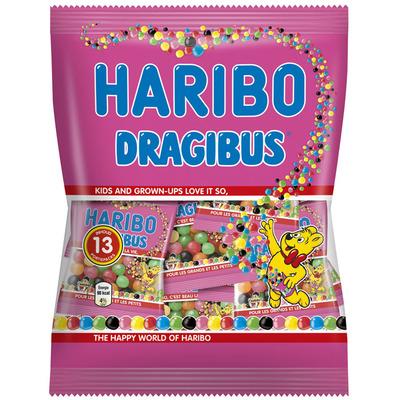 Haribo Dragibus uitdeel