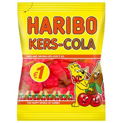 Haribo Kers-cola fruitgum