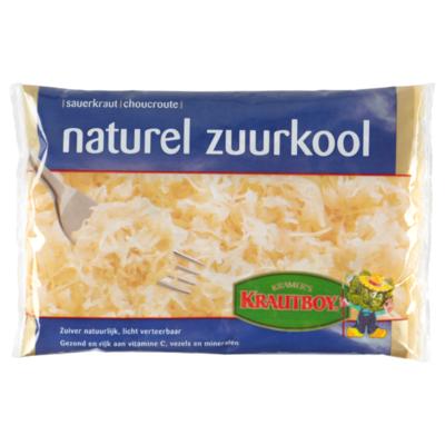 Krautboy Zuurkool naturel