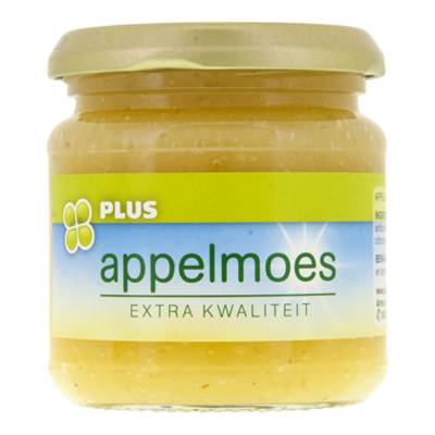 PLUS Appelmoes extra kwaliteit