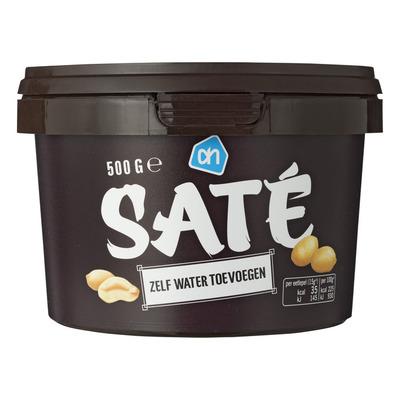 Huismerk Satésaus