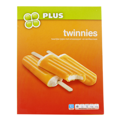 Huismerk Twinnies 10 stuks