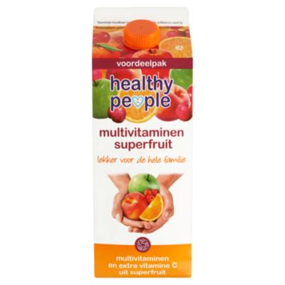 Healthy People Multivitamine superfruit sap
