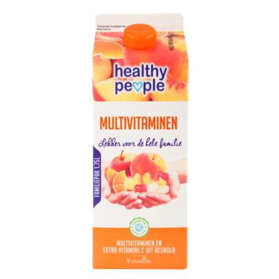 Healthy People Multivitaminen superfruit
