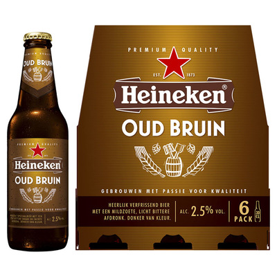 Heineken Oud bruin