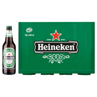Heineken Premium Pilsener Krat