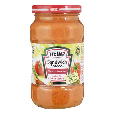 Heinz Sandwich spread tomaat lente-ui