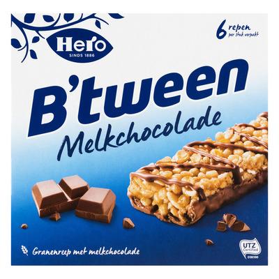 Hero B'tween melkchocoladerepen