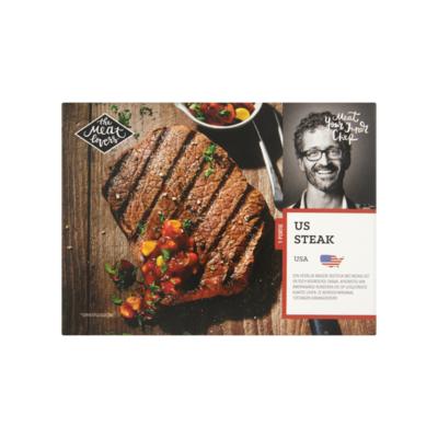 The Meat Lovers US Steak USA (Diepvries)