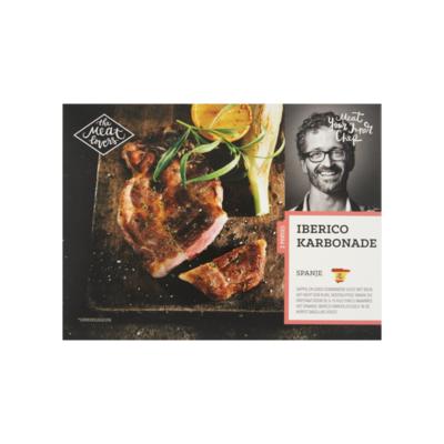 The Meat Lovers Iberico Karbonade Spanje (Diepvries)