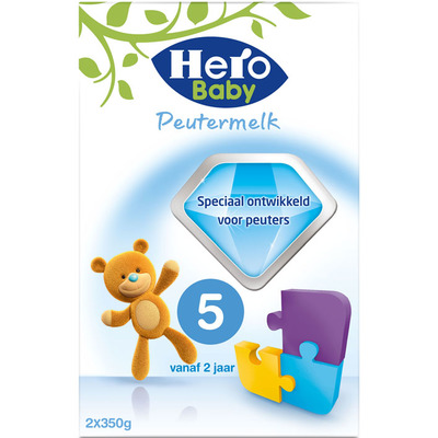 Hero Baby 5 peutermelk