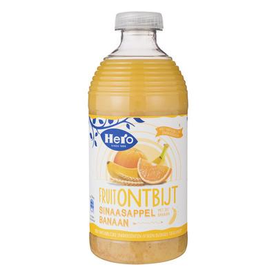 Hero Fruitontbijt sinaasappel-banaan