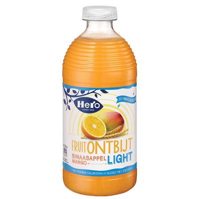 Hero Fruitontbijt sinaasappel-mango light