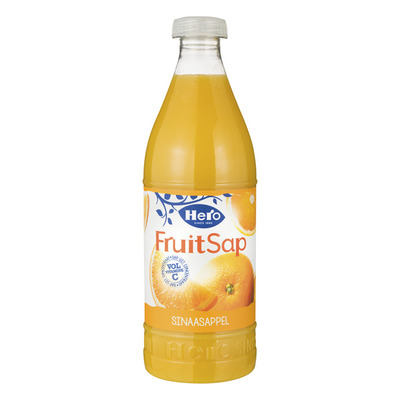 Hero  Fruitsap sinaasappel