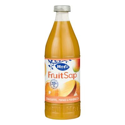 Hero Fruit & co sinaasappel/ mango