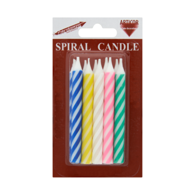 Articor Spiral Candle