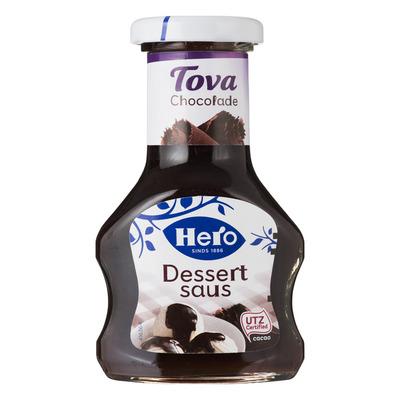 Hero Tova chocolade dessertsaus