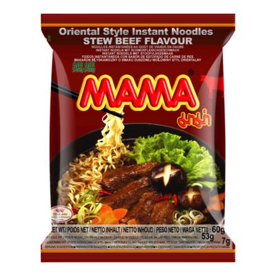 Mama Noodles rund