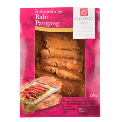 Padifood Indonesische Babi Pangang