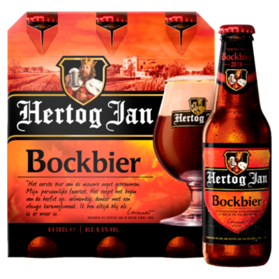Hertog Jan Herfstbok bier