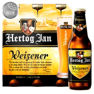 Hertog Jan Weizener Witbier Flessen