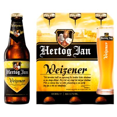Hertog Jan Weizener Flessen