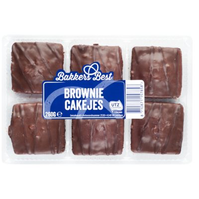 Bakkers Best Browniecakejes