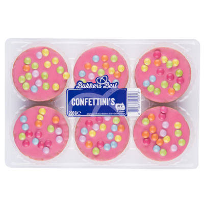 Bakkers Best Confettini's