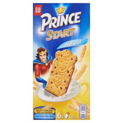 Prince Biscuits start naturel