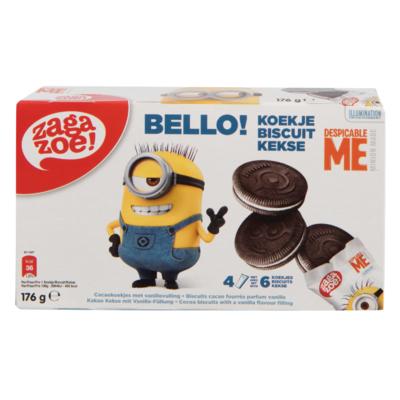 Zagazoe Minions bello biscuits