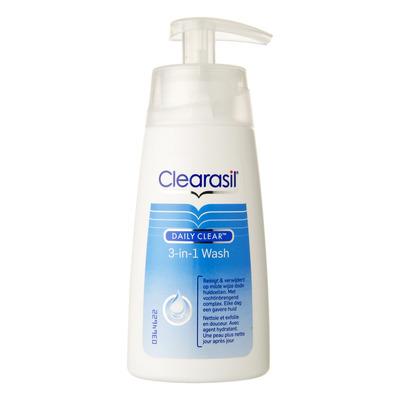 Clearasil Complete 3 in 1 huidzuiverende werking