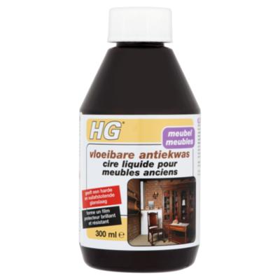 HG Vloeibare antiekwas bruin