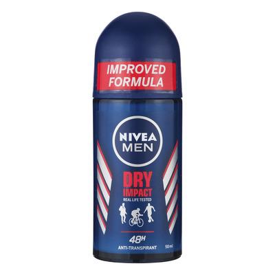 Nivea Men dry impact roll-on