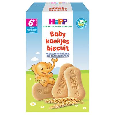 Hipp Bio babykoekjes voor papjes 6 mnd
