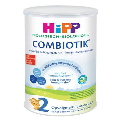 Hipp Bio combiotik opvolgmelk 2