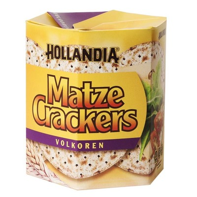 Hollandia Matzecrackers volkoren