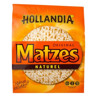 Hollandia Matzes naturel