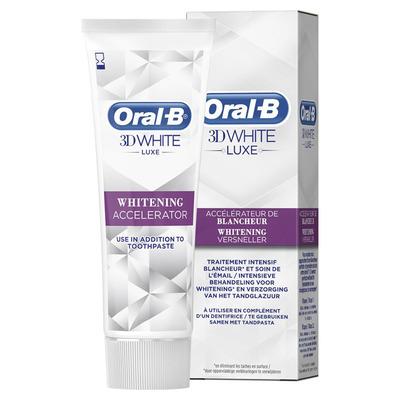 Oral-B Whitening accelerator
