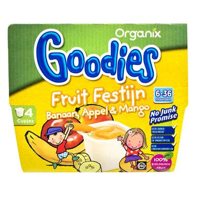 Organix Goodies fruit festijn 6+ mnd