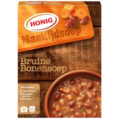 Honig Maaltijdsoep bruine bonen