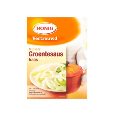 Honig Mix voor Groentesaus Kaas Voordeelpak