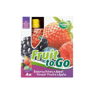 Servero Fruit to Go Bosvruchten Appel