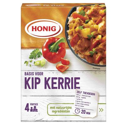 Honig Mix voor kerriesaus
