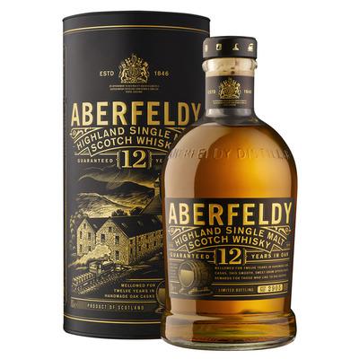 Aberfeldy Single malt Scotch whisky 12 years